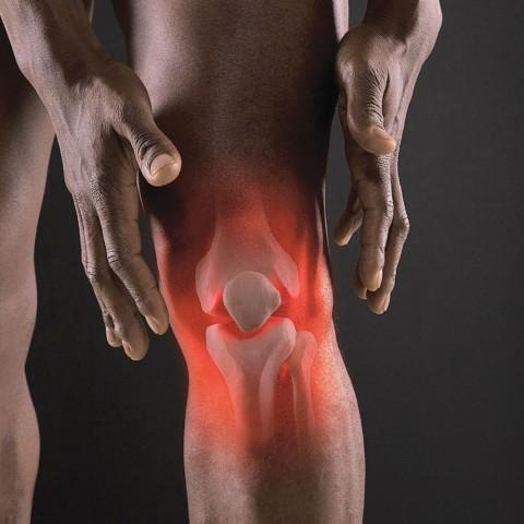 как лечить больной сустав на ноге
