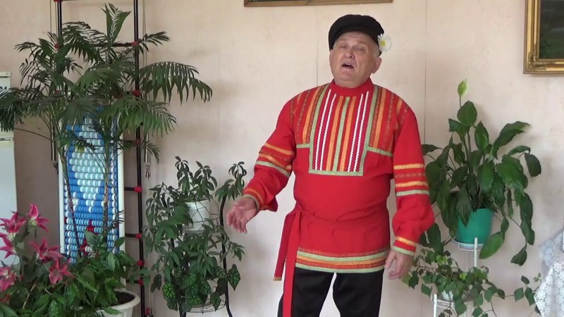 Михаил Козицин - Домик окнами в сад