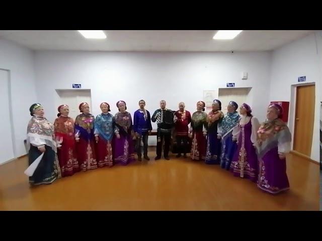 Романовский народный хор ветеранов - Трава моя, трава