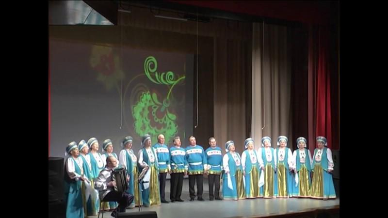 Народный хор ветеранов «Былина» - Родина
