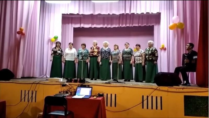 Вокальная группа «Рябинушка» - Я когда-то была молодая