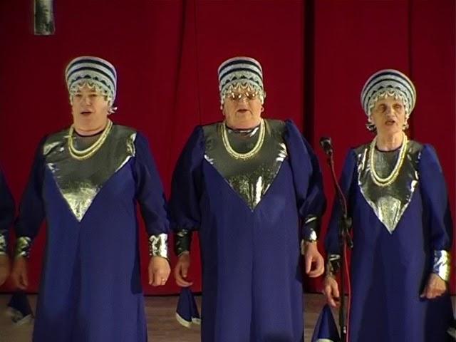 Народный хор ветеранов «Селяночка» - Дунина головка