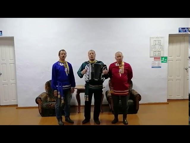 Группа романовского хора ветеранов - Рябиновые бусы