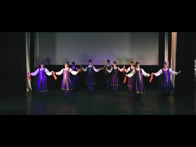 """Танцевальная группа """"Эдемс"""" - Хоровод"""