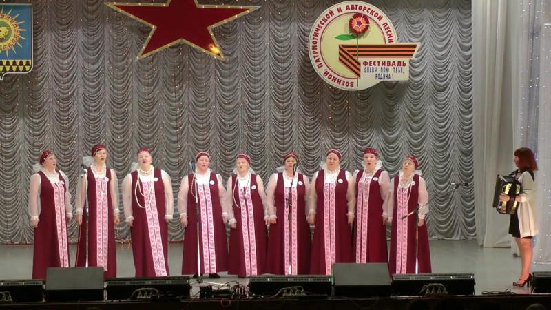 Вокальный ансамбль «Озорницы» - Текла река
