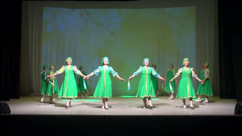 Ансамбль танца «Малахит» - Весенний хоровод