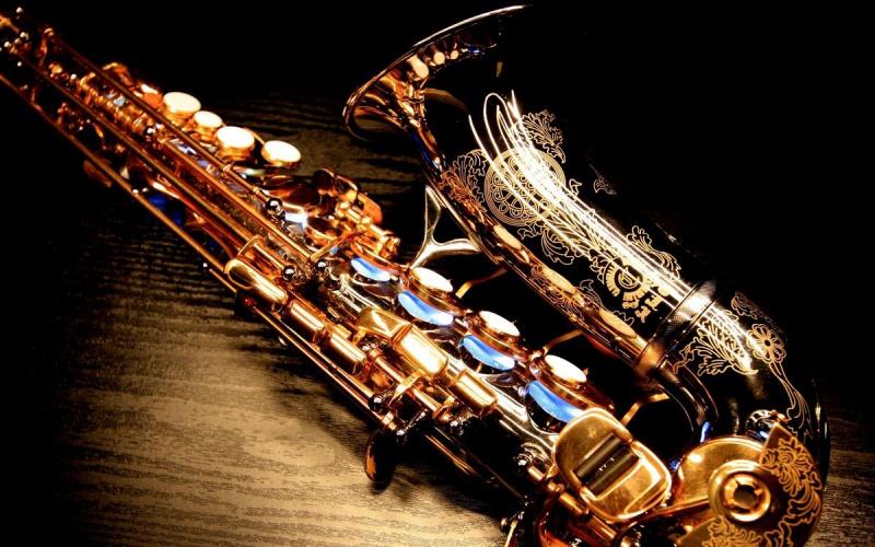 Красивая музыка. Золотой Саксофон