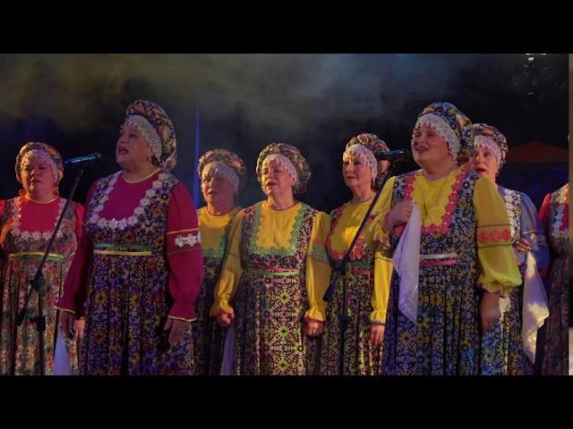 Хор русской песни «Светла горница» - Звездочка тучку задела