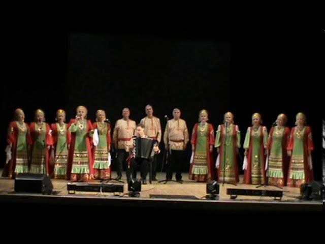 """Ансамбль народной песни """"Калинушка"""" - Колыбельная"""