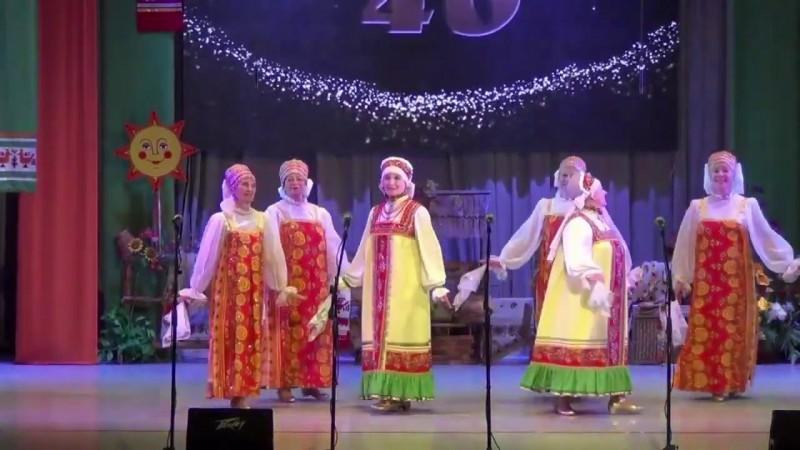 Танцевальная группа «Россияночка» - Я на печке молотила…