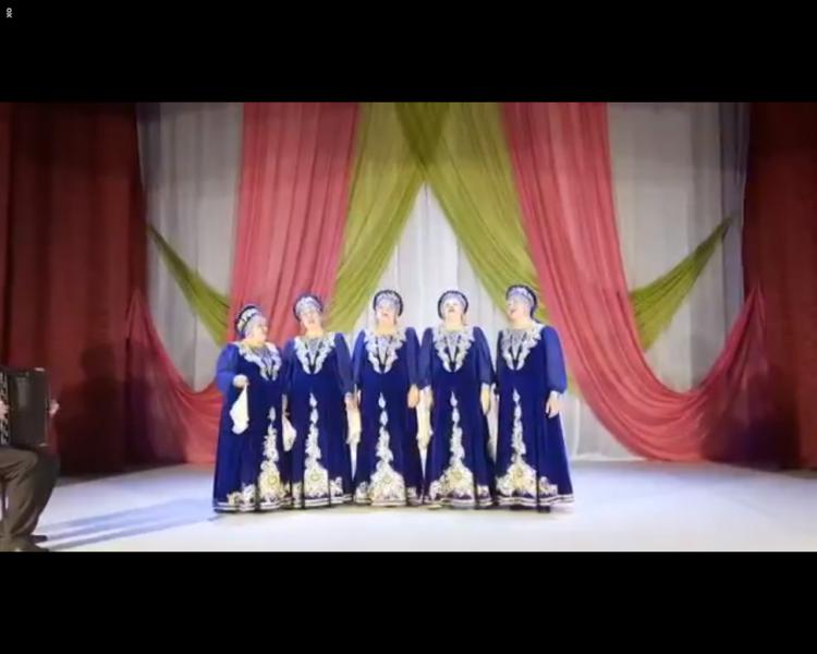 Вокальный ансамбль «Русские узоры» - Эх, бубенчики
