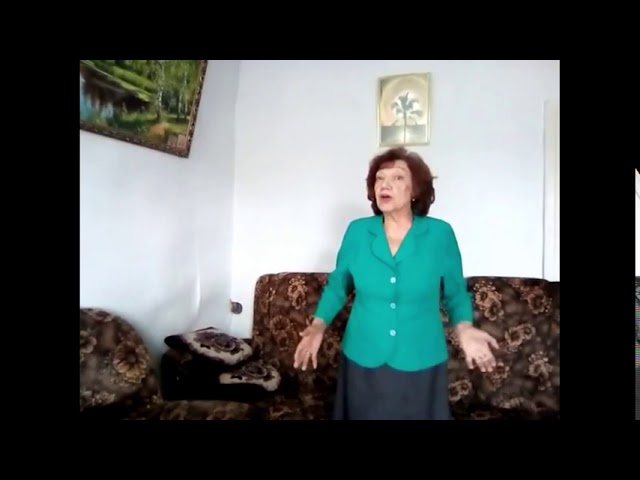 Алевтина Студицких - Про склероз