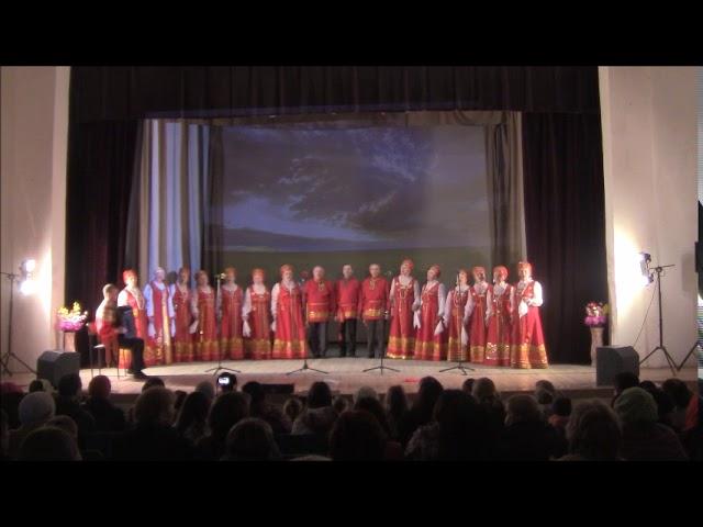 Покровский народный хор ветеранов «Русь» - Ясноглазая Русь