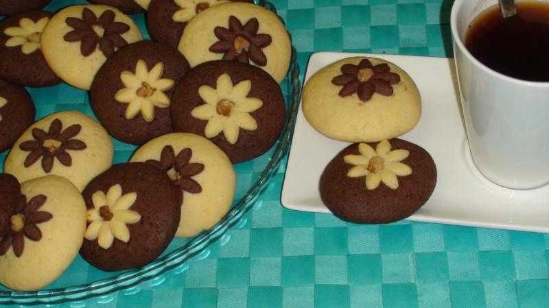 Вкусное печенье к кофе или к чаю