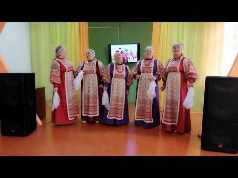 Фольклорная группа «Родники» - Там на горке казаки стояли