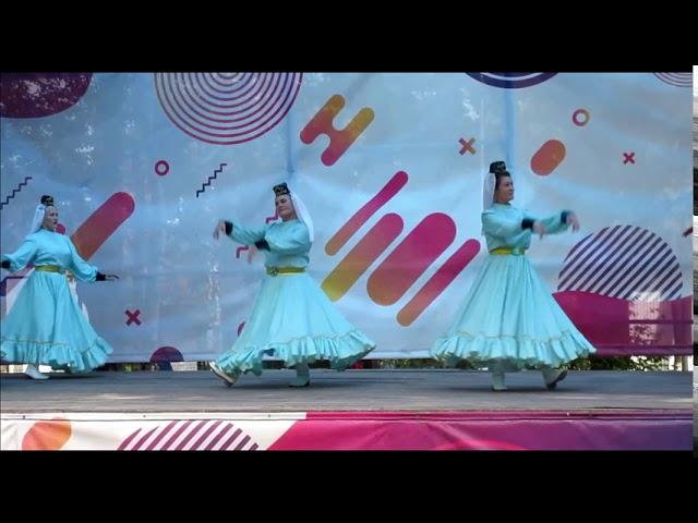 Татарский танцевальный коллектив «Лейсан» - Вальс