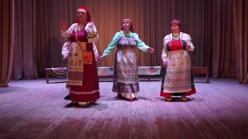 Вокальная студия «БRUSSНИКА» - Вячор, девки