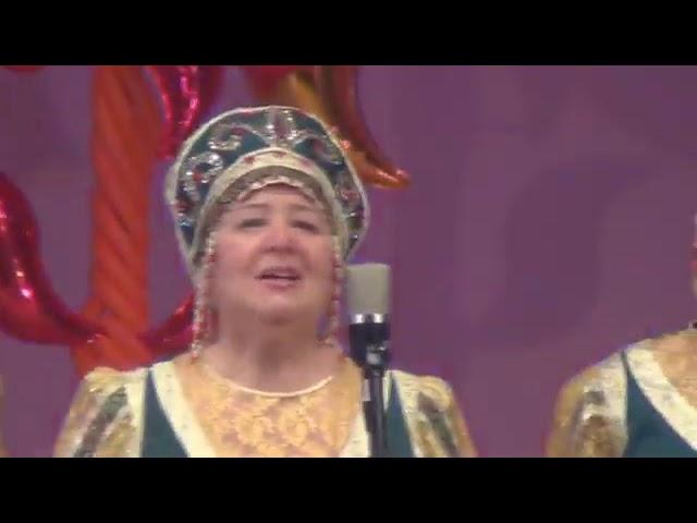 Вокальный ансамбль «Русская окраина» - Сенокосные луга