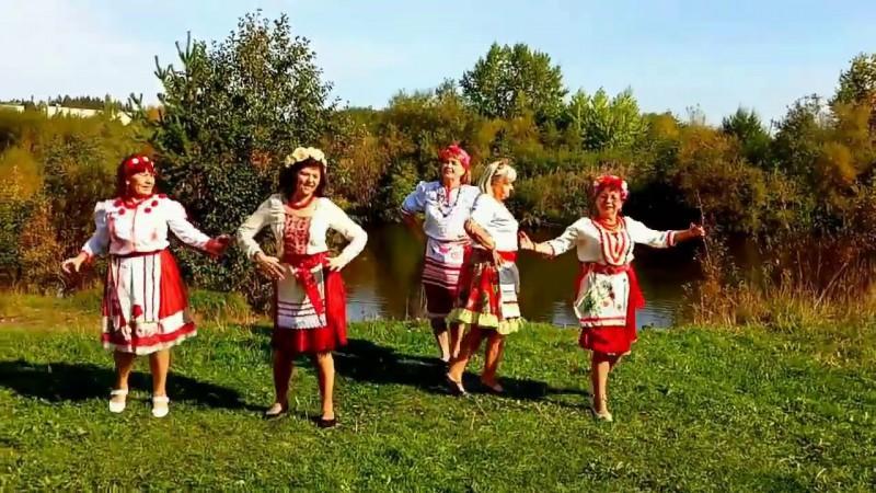 Танцевальный коллектив «Подруженьки» - Смуглянка