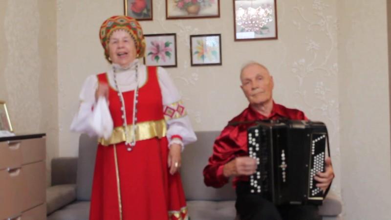 Вокальный дуэт супругов Микушиных - Уральская рассыпуха