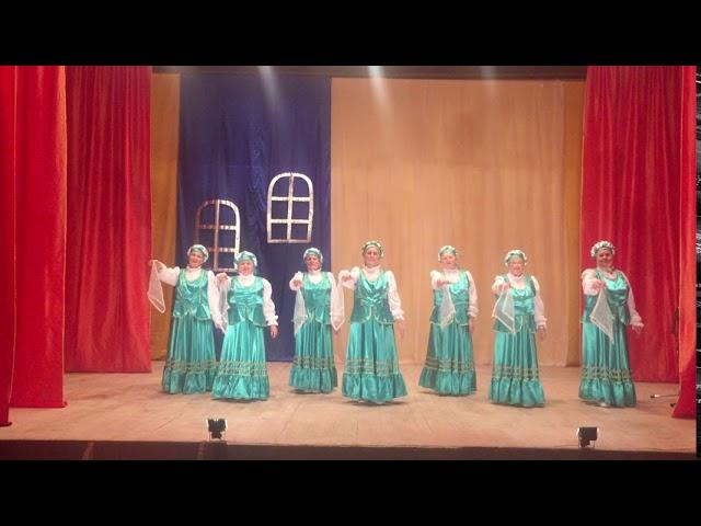 Танцевальный коллектив «Вдохновение» - Уральский хоровод