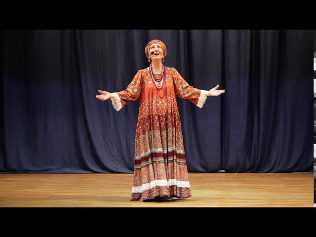 Галина Пученкина - Над Россией моей