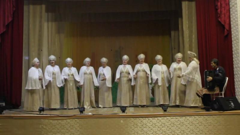 Народный ансамбль песни «Русские узоры» - Балалайка