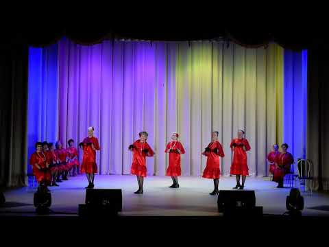 Танцевальный коллектив «Кировградочка» - 12 стульев