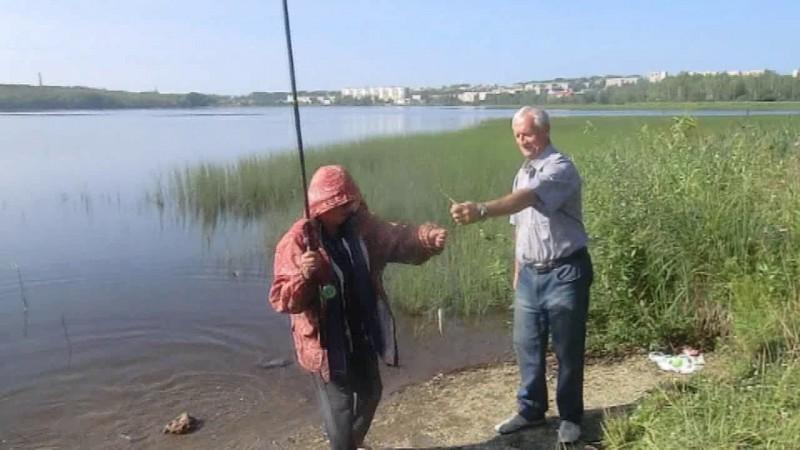 Соревнования по летней рыбалке