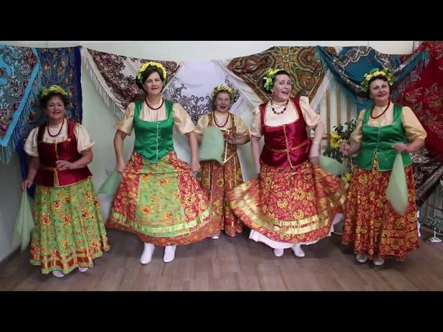 Ансамбль народной песни «Калина красная» - Казачья вольная