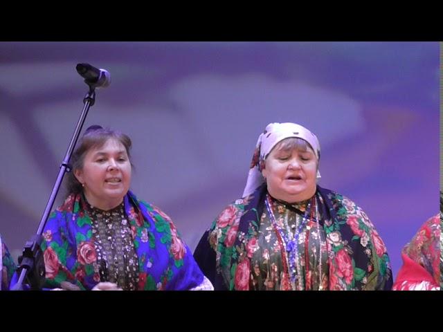 Народный фольклорный коллектив «Родники души» - Эй, поля