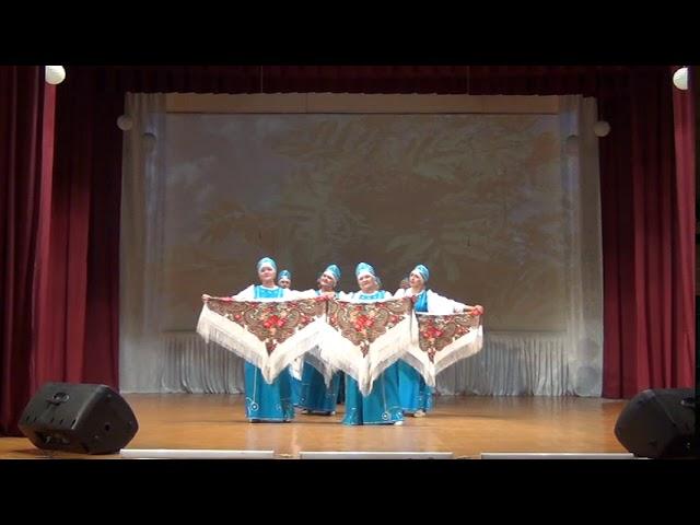 Танцевальный коллектив «Улыбка» - Русский платок