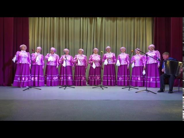 Народная вокальная группа «Пелевинские задоринки» - Разлетелась