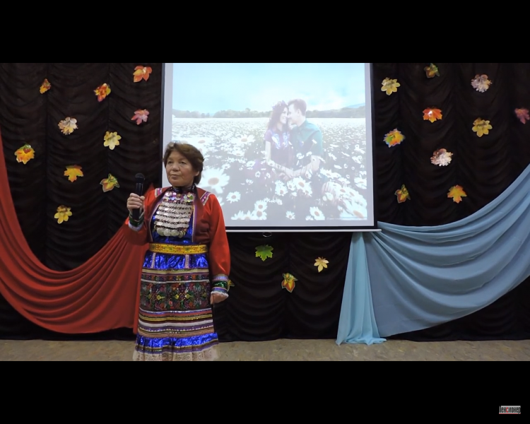 Светлана Качиева - Ош пеледыш (Белый цветок)
