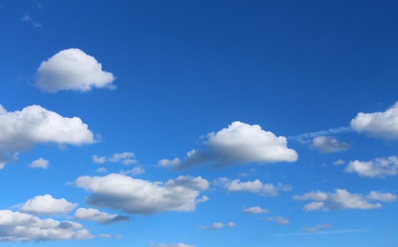 Уроки живописи. Как писать небо и облака