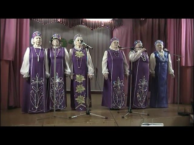 Ветеранская вокальная группа «Уральская рябинушка» - Осока
