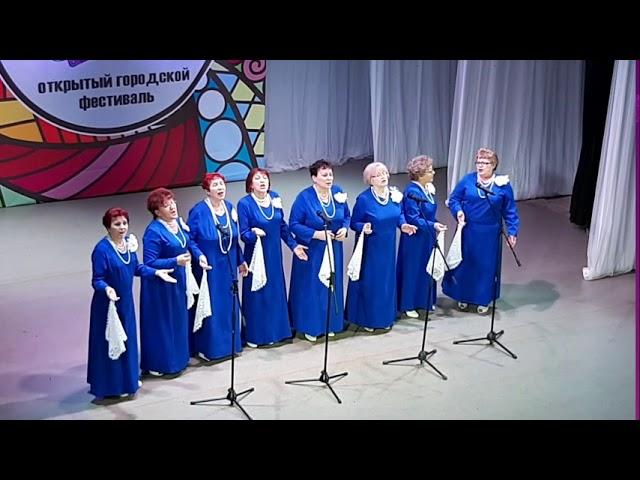 Вокальный ансамбль «Сударушка» - А он ничей