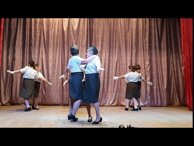 Танцевальный коллектив «Осенний вальс» - Военный вальс