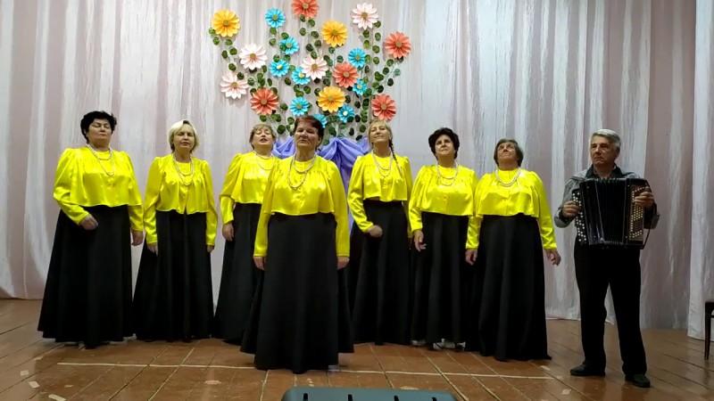 Вокальный ансамбль «Черемшанка» - Молодой агроном