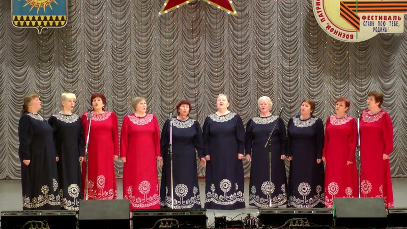 Ансамбль старинной русской народной песни  «Яхонцы» - Бабья доля