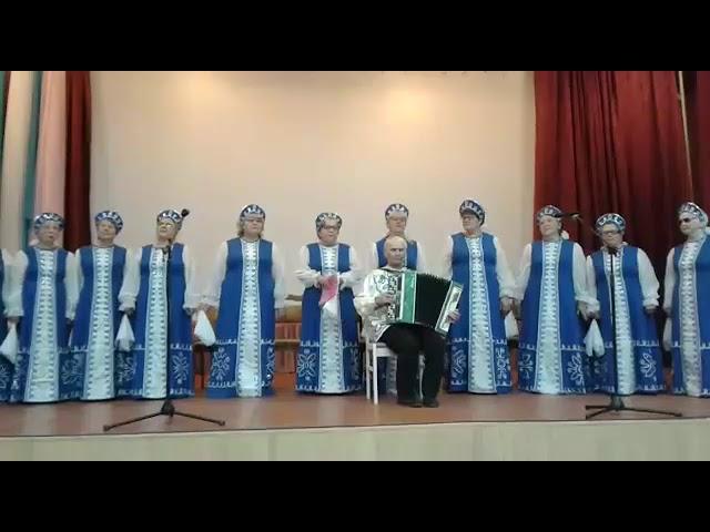 Народный хор ветеранов «Околица» - Черемуха белая