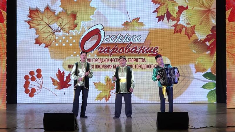Мустафин Мударис - Песня на татарском языке